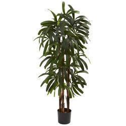 Nearly Natural - 4' Raphis Palm Tree
