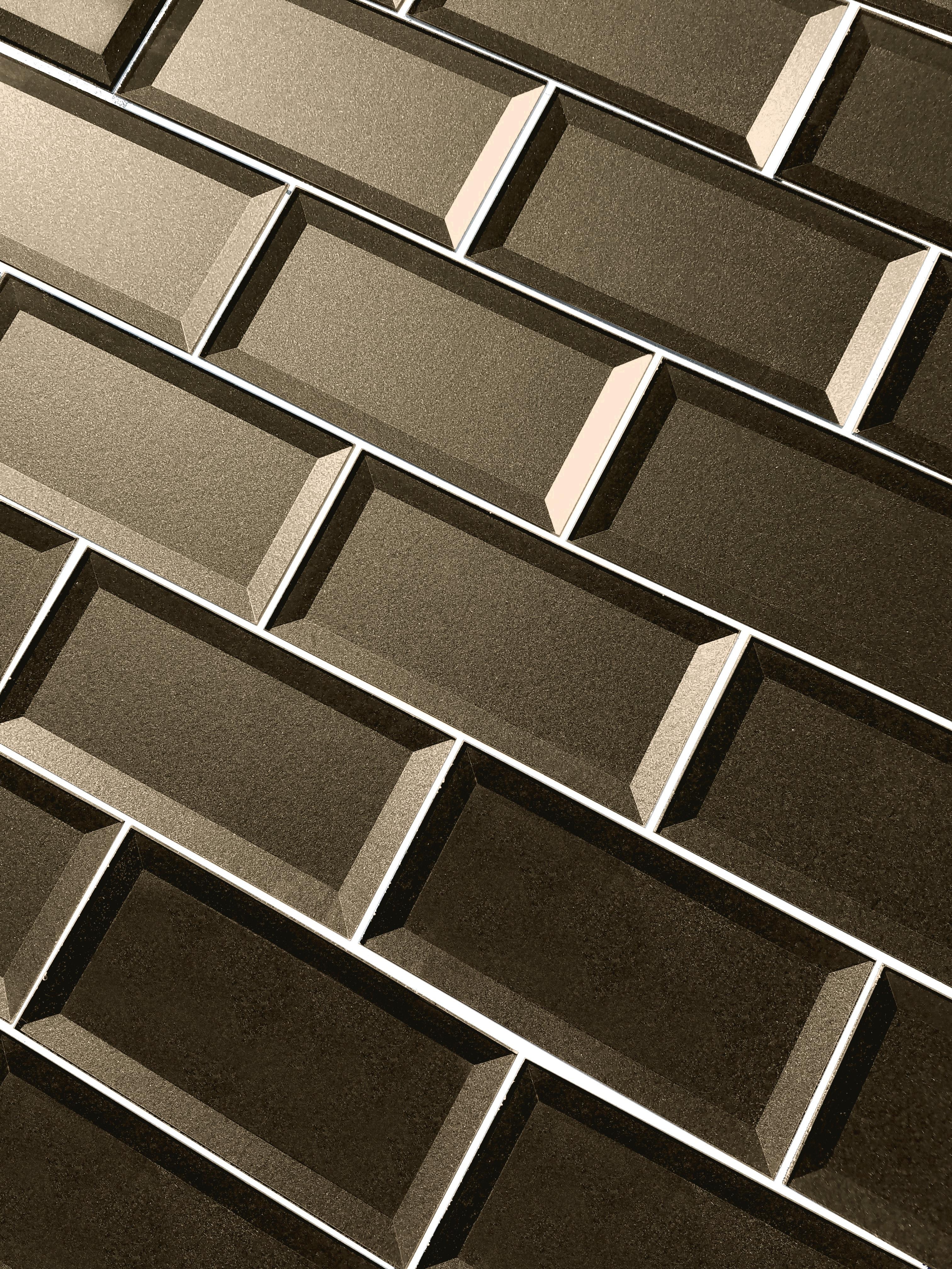 "Bronze Beveled / 3""x6"" / Glossy Secret Dimension 0"