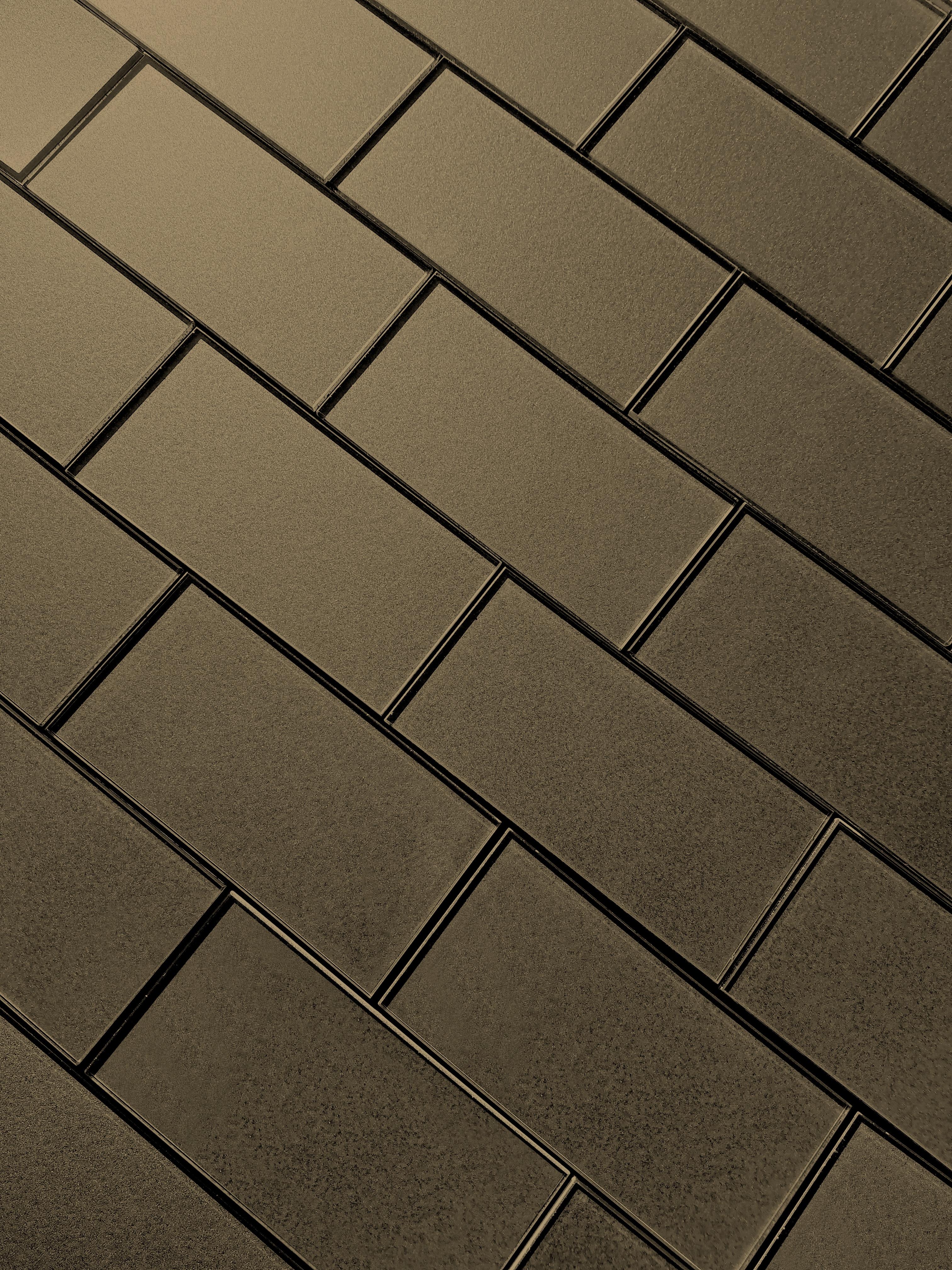 "Bronze Glossy / 3""x6"" / Glossy Secret Dimension 0"