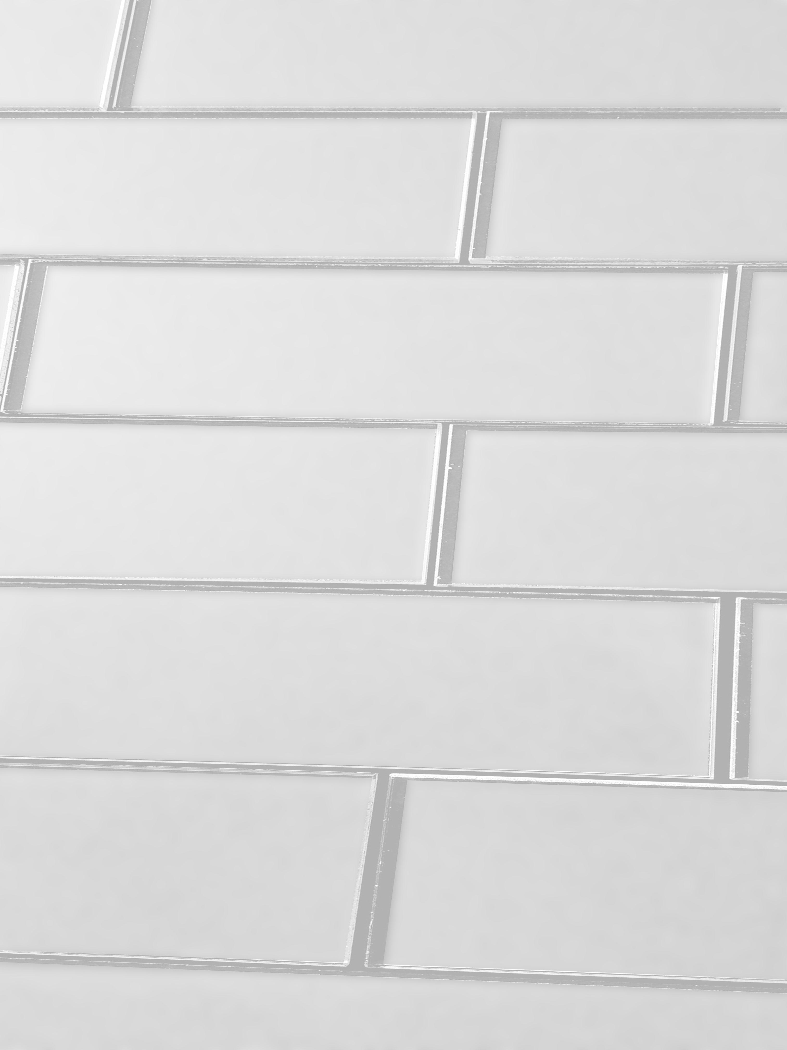 "White Matte / 3""x12"" / Glossy Secret Dimension 0"