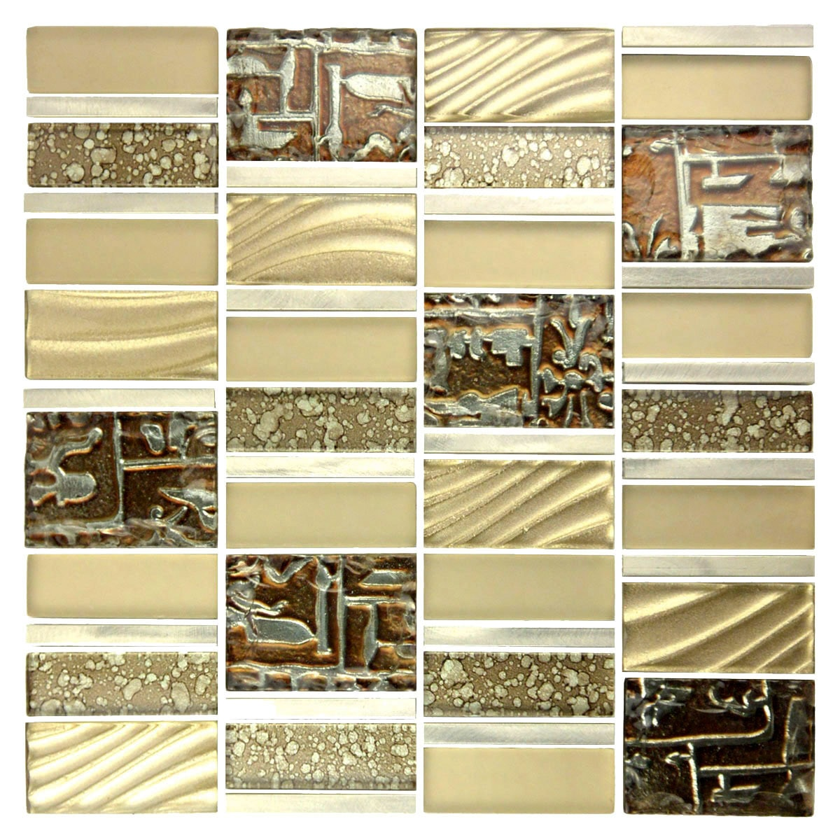 """Golden Expression / 11.75""""x11.75""""x0.31"""" Imperial 0"""
