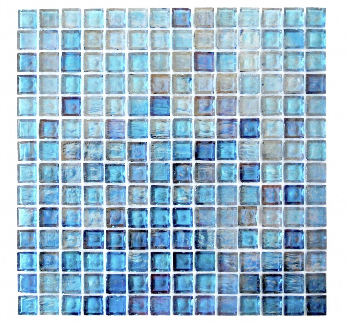 "Coral Blue / 3/4""x3/4"" Leed Amber 0"