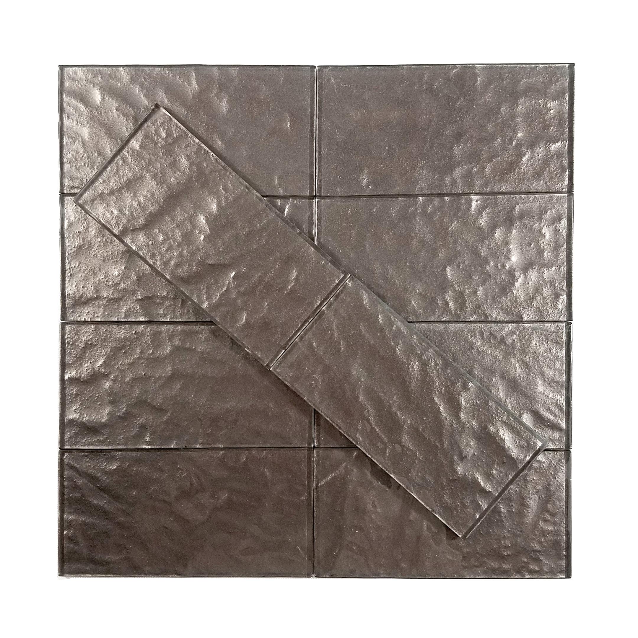 "Amber Bay Textured / 3""x6"" Metallics 0"