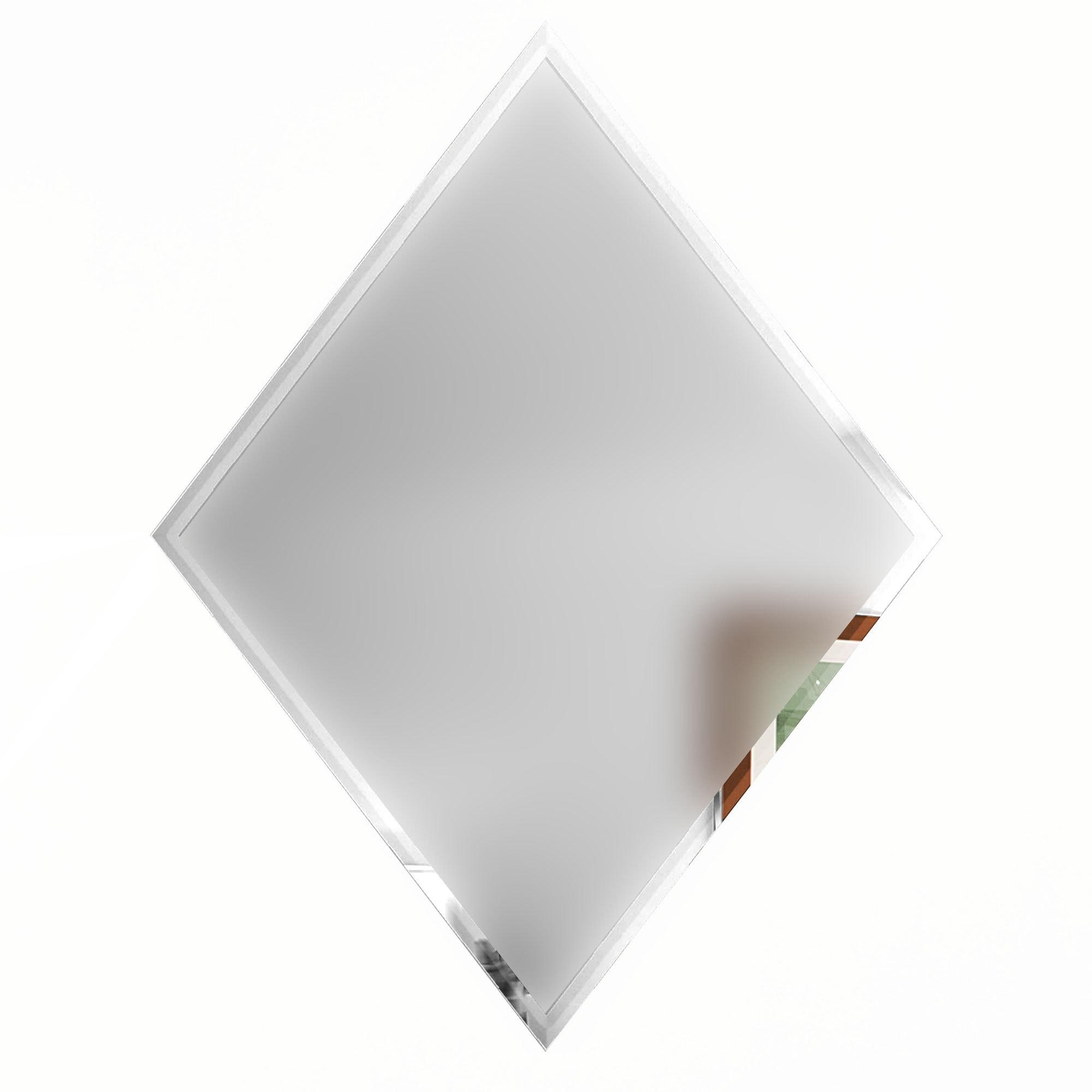 Silver / 8x6 / Matte Echo Diamond Matte 0