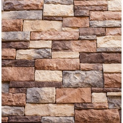 native custom stone stone veneer stack cedar creek varie - Faux Stone Veneer