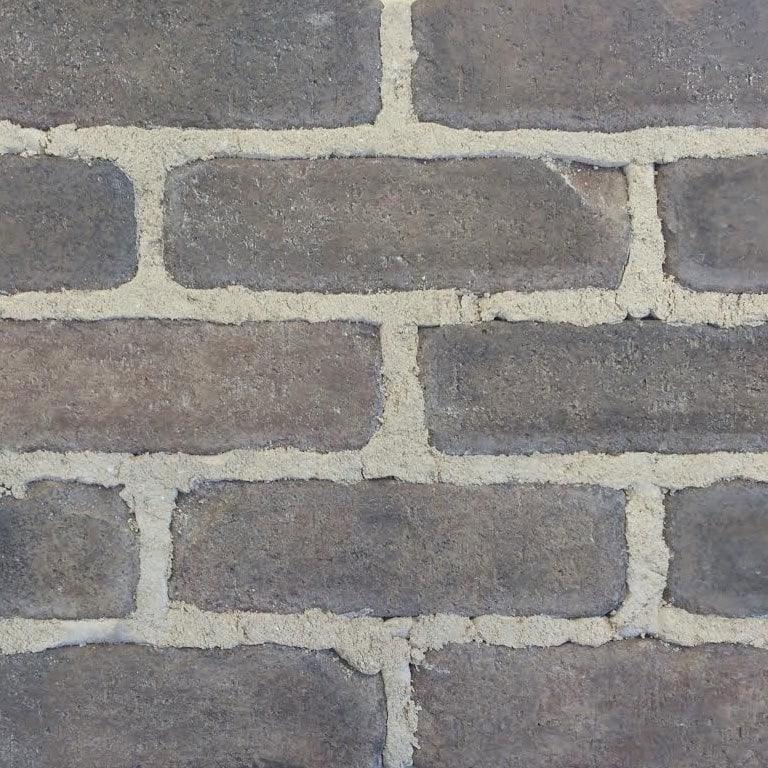 GO-Brick Engineered Thin Brick Veneer Thin Brick - Old Dixie Grey ...