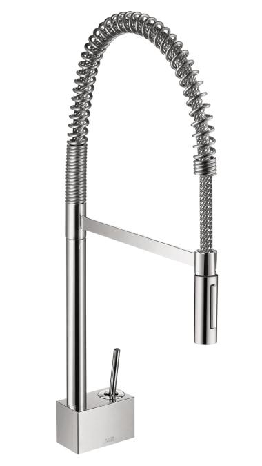 Axor Starck  Spray Semi Pro Kitchen Faucet