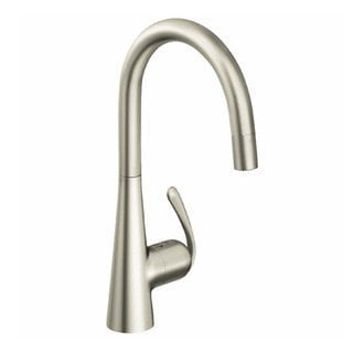Grohe Ladylux3 Single Handle Pullout Dual Spray Kitchen