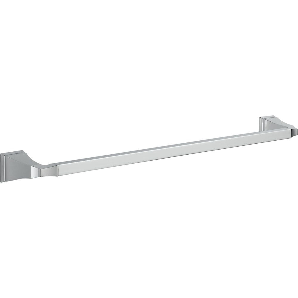 Delta Dryden Single Towel Bar With Mounting Hardware Towel