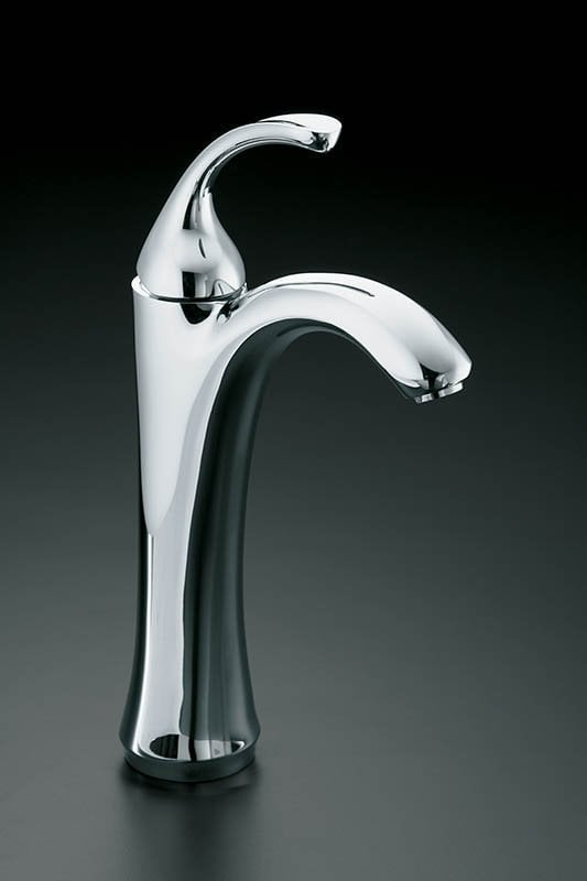 Kohler Forte 174 Single Handle With Metal Pop Up Drain And