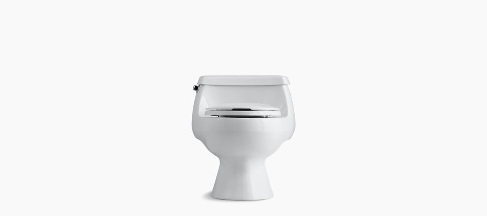 Kohler Rialto Collection With Rim Jet Technology And