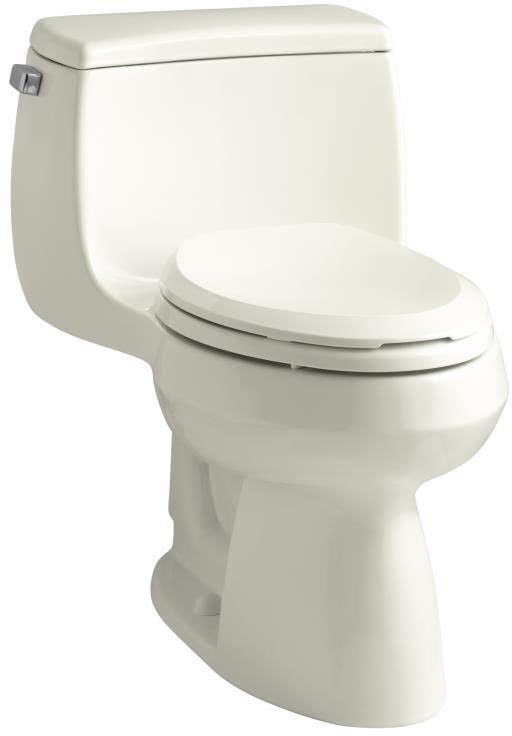 Kohler Gabrielle™ Comfort Height® With AquaPiston® Flush Technology ...