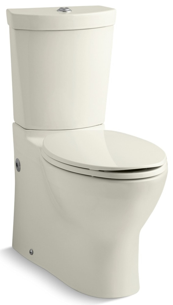 Kohler Persuade 174 Collection Two Piece Dual Flush Toilet