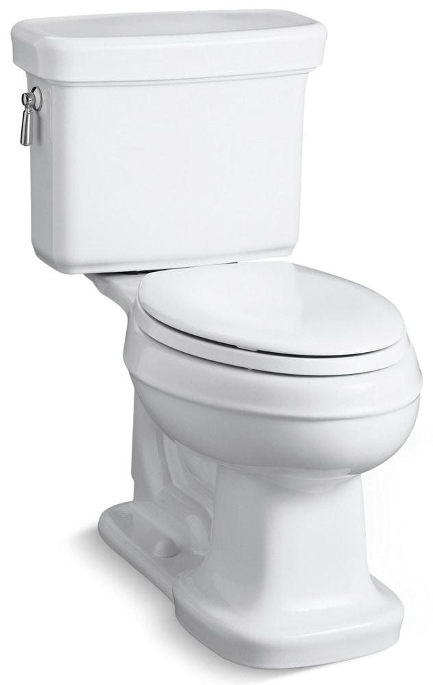 Kohler Bancroft 174 Comfort Height 174 With Aquapiston 174 Flush