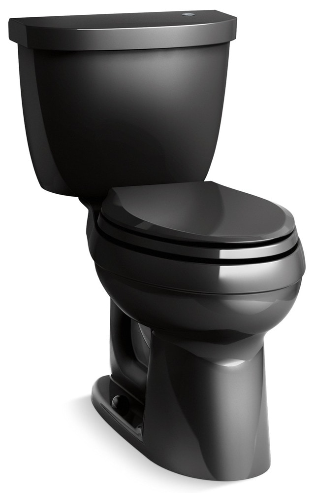 Kohler Cimarron 174 Comfort Height 174 Touchless Two Piece