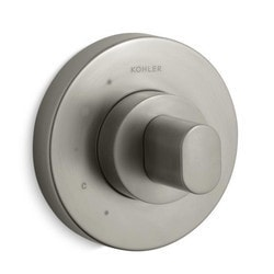 Kohler - Oblo® Single Handle Pressure Balanced Valve Trim - Requires Valve