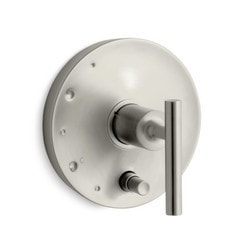 Kohler - Purist® ADA Single Handle Pressure Balanced Valve Trim, Push Diverter
