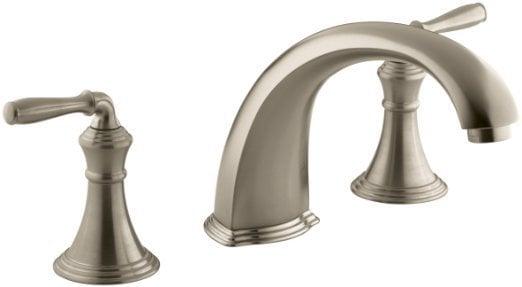 Kohler Devonshire 174 Deck Mounted Trim Roman Tub Faucet