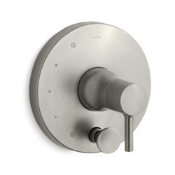 Kohler - Toobi™ Single Handle Shower Valve Trim With Push-Button Diverter