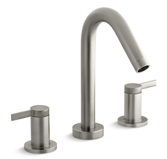 Home Bathroom Bathroom Faucets All Products Roman Tub Faucet / Vibrant ...