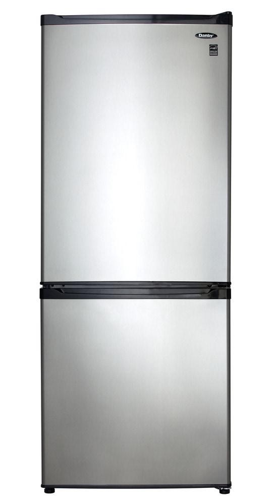 Danby Apartment Size Refrigerator Bottom mount refrigerator / 9.2 ...
