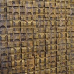 decopainel decorative wood panels evora castanho - Decorative Wood Panels