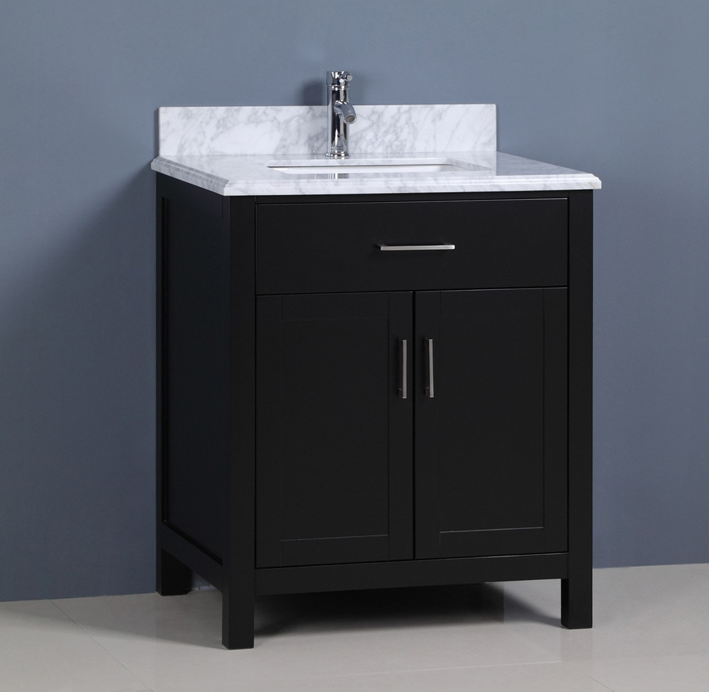 Bathroom Cabinets Espresso golden elite cabinets bathroom vanities - carrera espresso