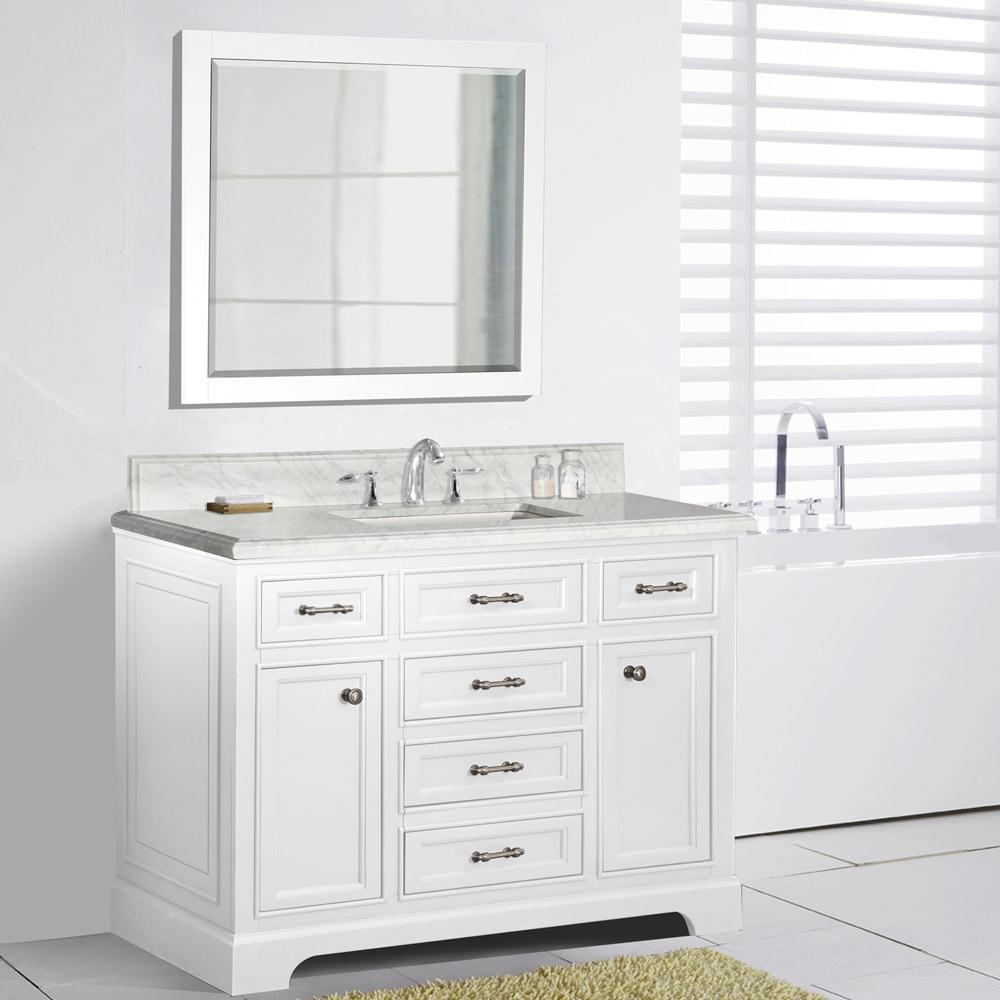 Golden Elite Cabinets Bathroom Vanities - Milan Collection ...