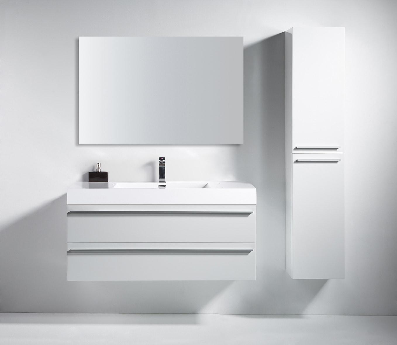 Golden Elite Cabinets Bathroom Vanities - Sofia White Collection ...