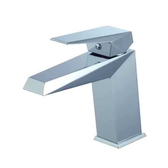 Prismatic / Lead-Free / Ceramic Cartridge / Chrome Golden Elite Bathroom Faucets 0