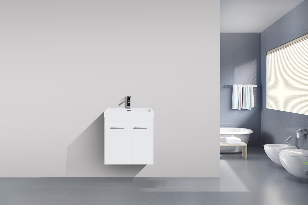 Fantastic Bathroom Vanities Sofia White Collection Interior Design Ideas Pimpapslepicentreinfo