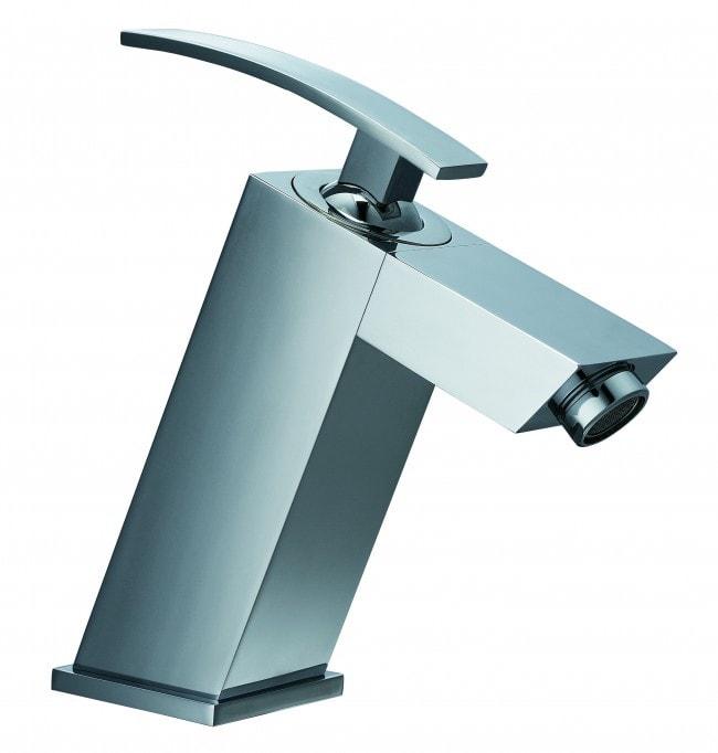 Tema / Lead-Free / Ceramic Cartridge / Chrome Golden Elite Bathroom Faucets 0