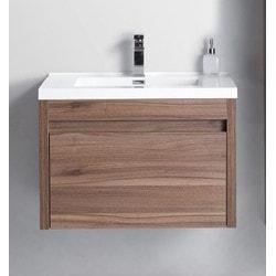 Golden Elite Cabinets Golden Elite Bathroom Vanities   Labrador Walnut  Collection