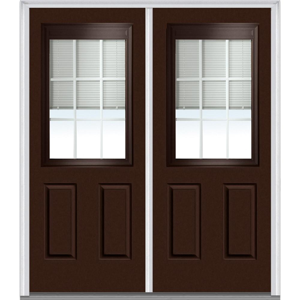 Doorbuild Internal Blinds Collection Fiberglass Smooth