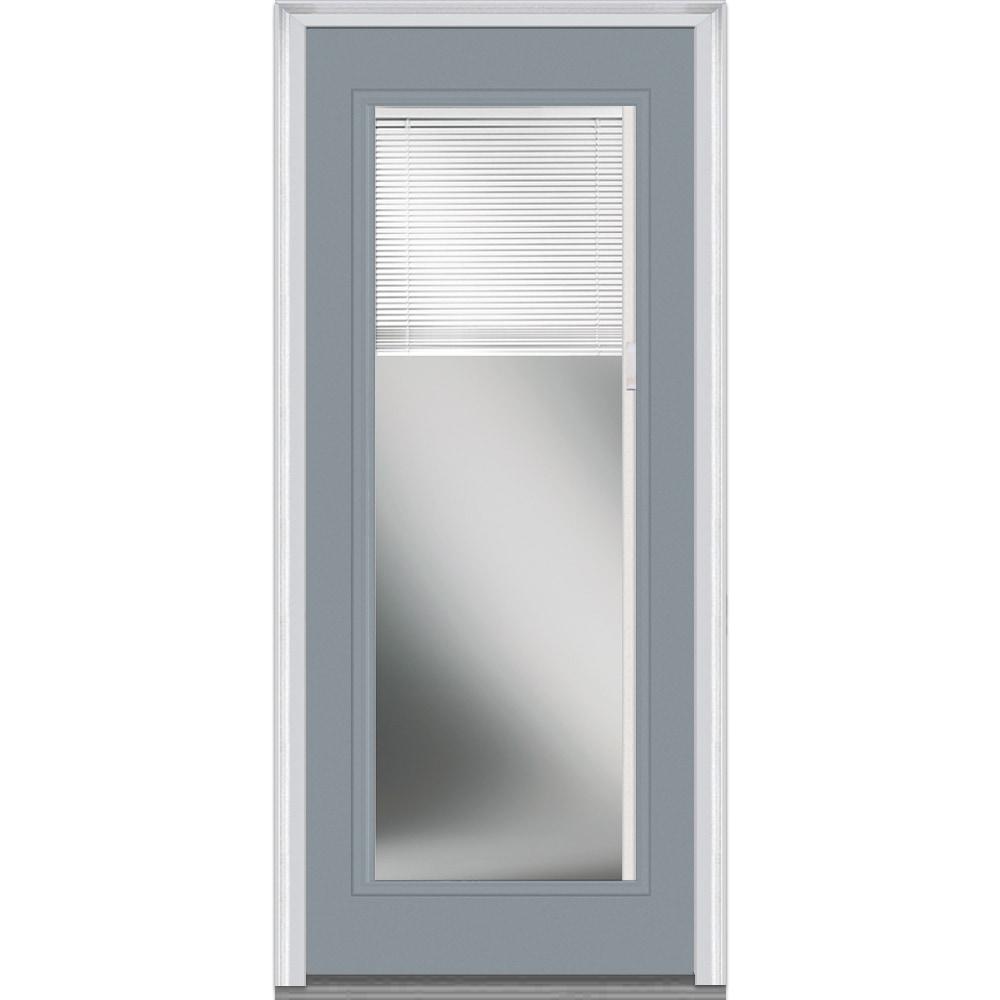 Doorbuild Internal Blinds Collection Fiberglass Smooth Prehung
