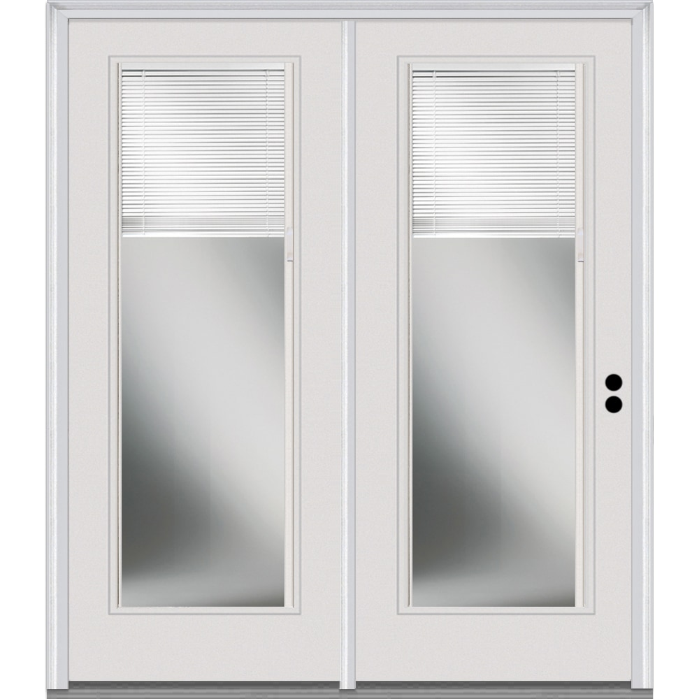 Doorbuild Internal Blinds Collection Fiberglass Smooth