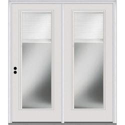 DoorBuild Internal Blinds Collection   Fiberglass Smooth Patio Door