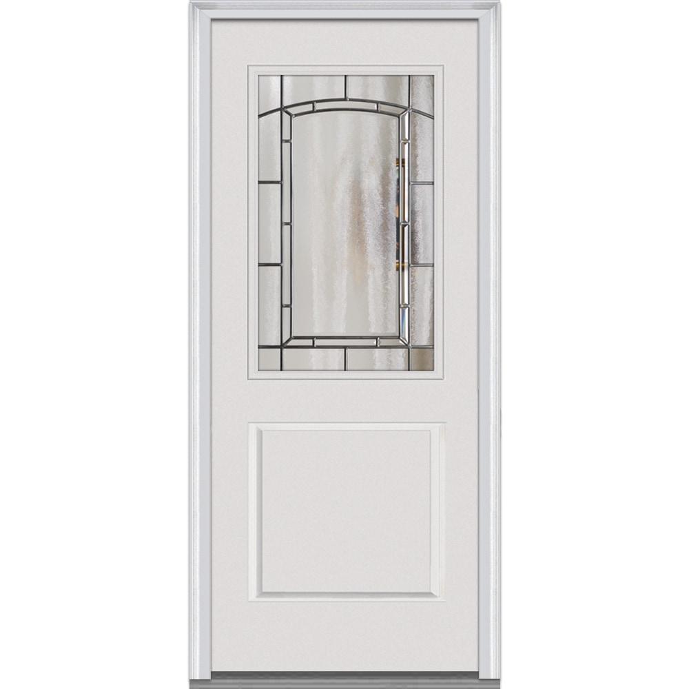 100 exterior door thickness faq