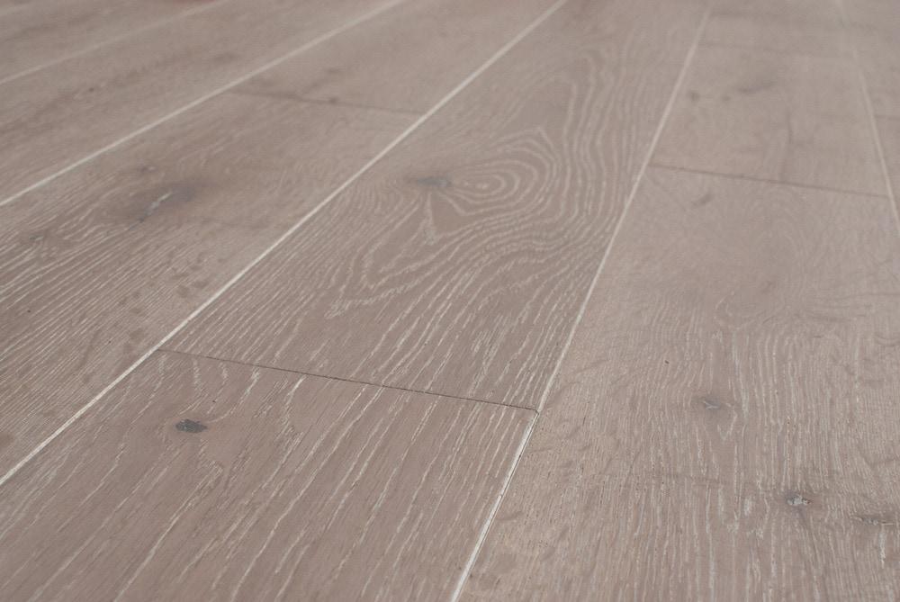 Easiklip Solid Hardwood Flooring White Oak Greywash 5