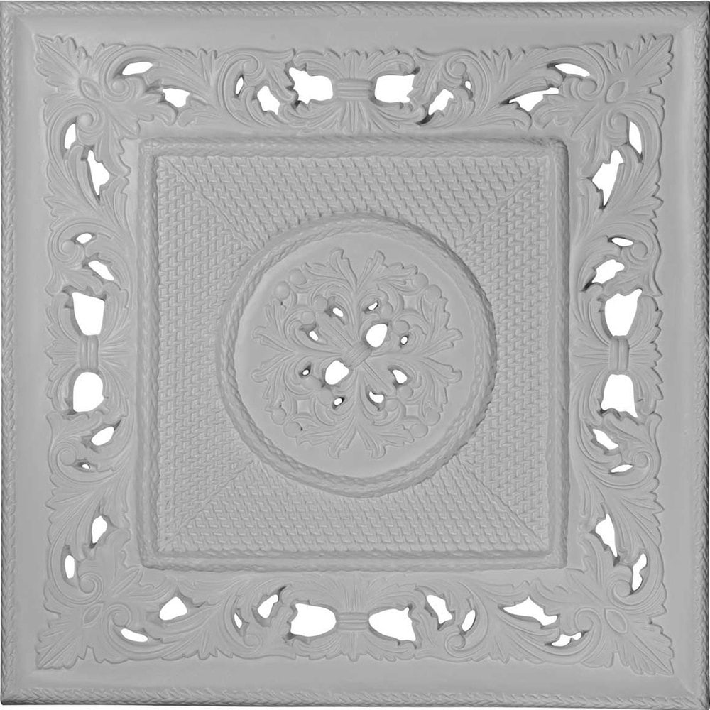 Marblewarehouse slate collections montauk blue 18 x 18 natural ekena millwork decorative polyurethane ceiling tiles dailygadgetfo Image collections