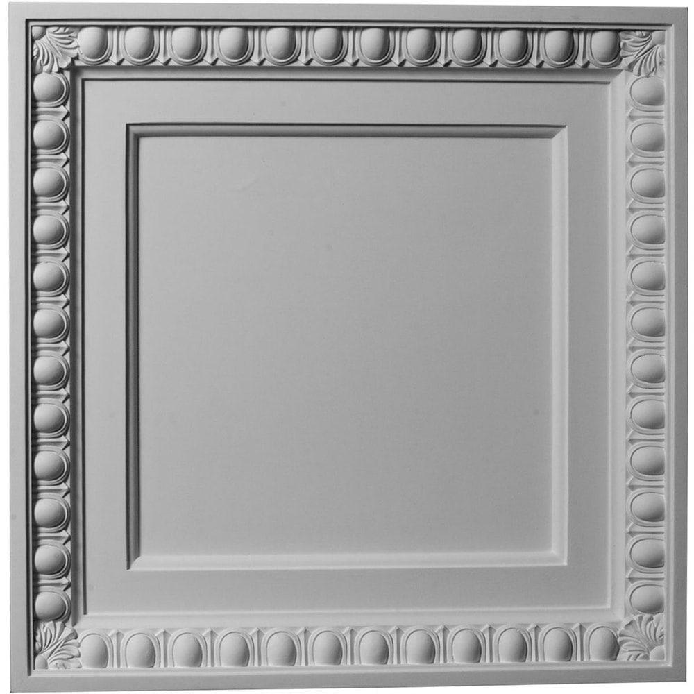 Ekena millwork decorative polyurethane ceiling tiles egg dart 21223556e20e1b97545 21223556e20e1b97545 dailygadgetfo Image collections