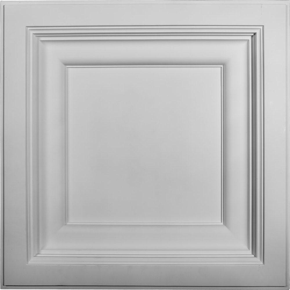 Ekena millwork decorative polyurethane ceiling tiles classic 46343756e20e111e005 dailygadgetfo Image collections