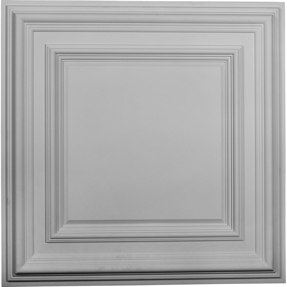 Ekena millwork decorative polyurethane ceiling tiles classic 48132656e20e0aed2d5 dailygadgetfo Images