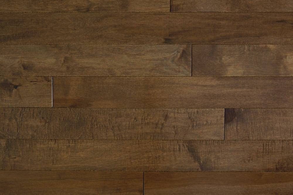 Jasper northern hard maple collection brown ale hard for Mill run grade hardwood flooring