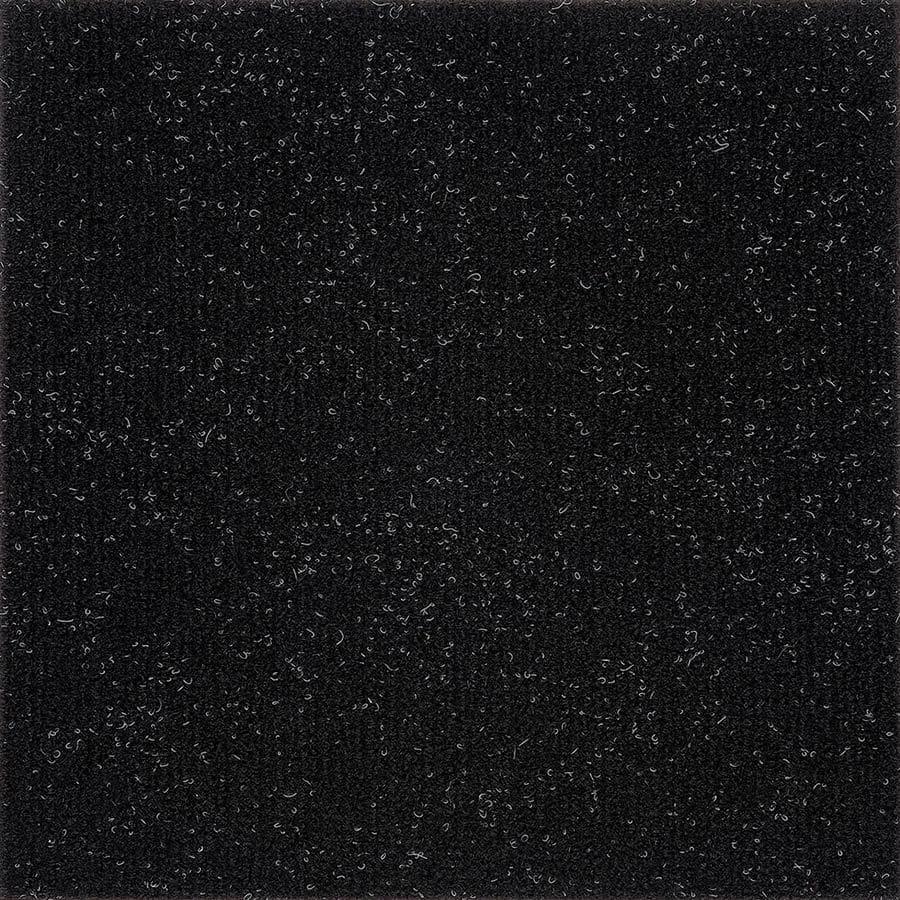 "Jet / 12 x 12 Carpet Tiles - 12"" x 12"" - Nexus Collection 0"