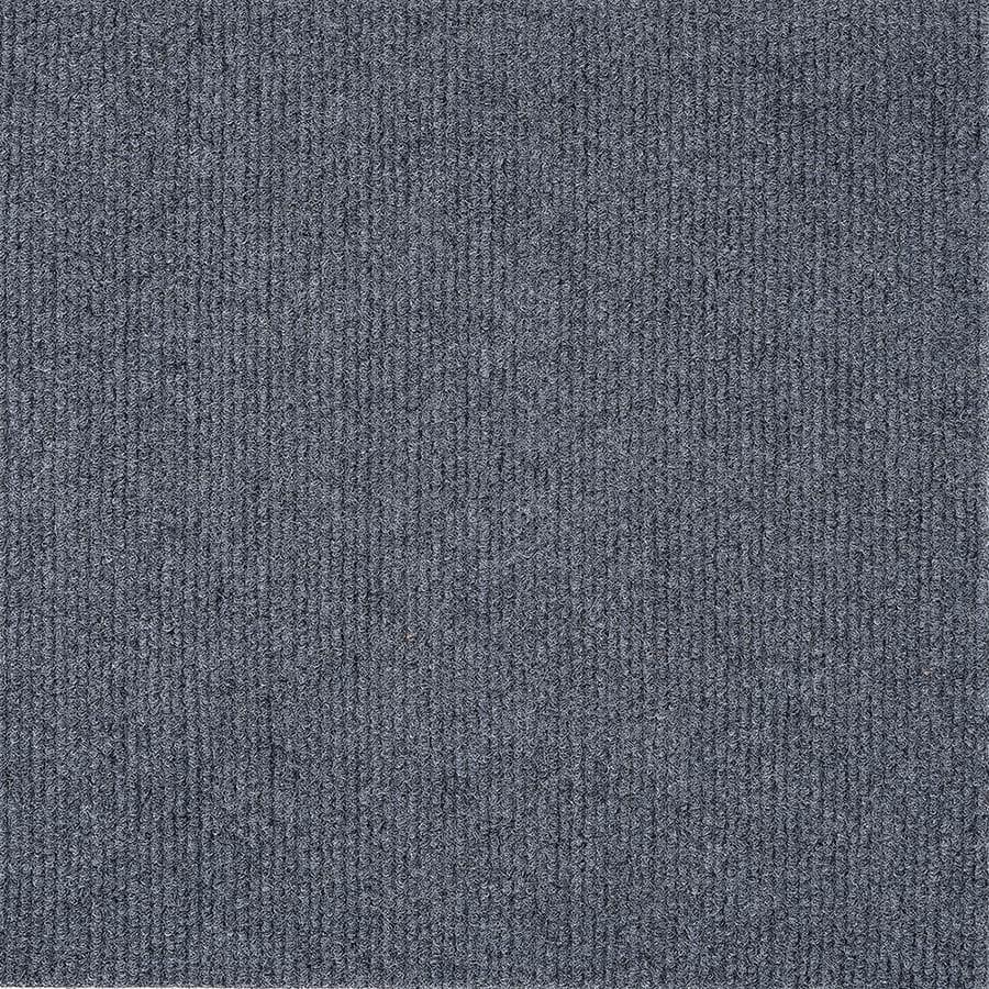 "Smoke / 12 x 12 Carpet Tiles - 12"" x 12"" - Nexus Collection 0"