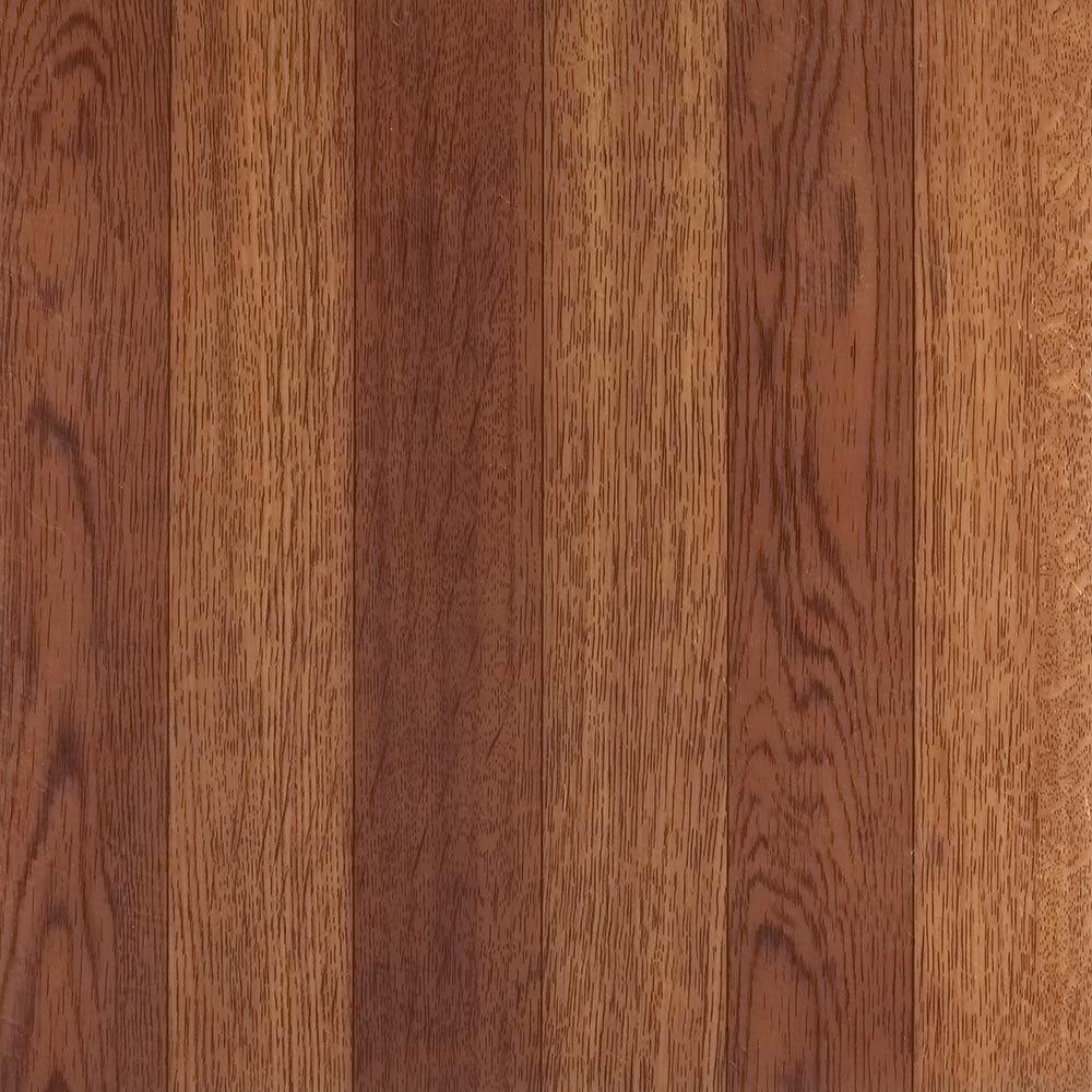 Medium Oak Plank / 1.2mm / PVC / Peel & Stick Vinyl Tile - 1.2mm PVC Peel & Stick - Sterling Collection 0