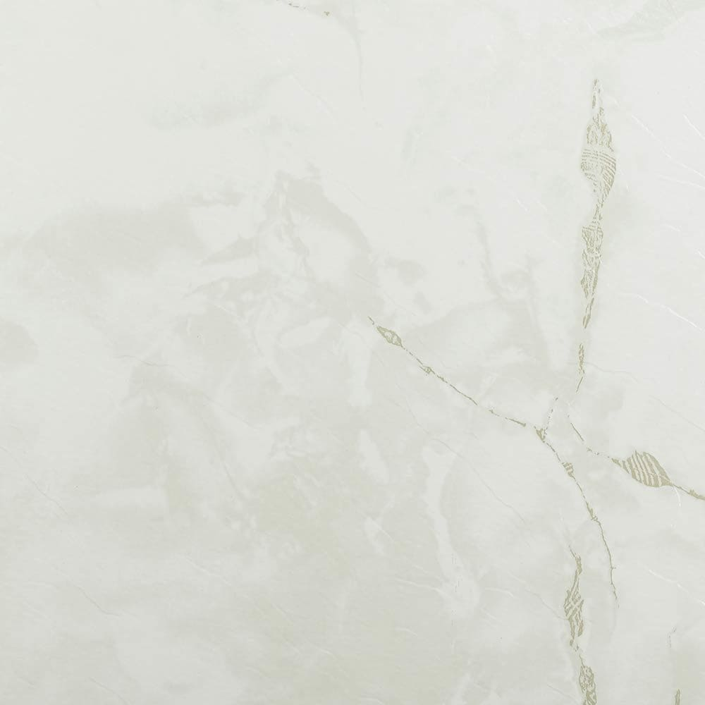 Classic White With Grey / 1.2mm / PVC / Peel & Stick Vinyl Tile - 1.2mm PVC Peel & Stick - Sterling Collection 0