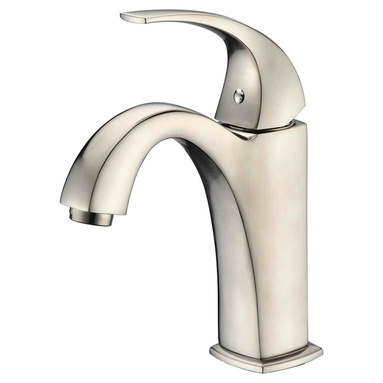 Dawn Lavatory Faucets Contemporary / Brushed Nickel / AB04