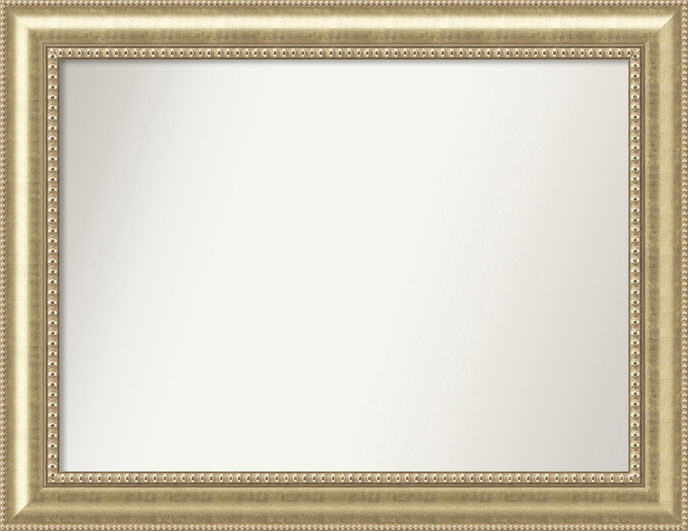 Amanti art wall mirror choose your custom size large for Mirror 34 productions